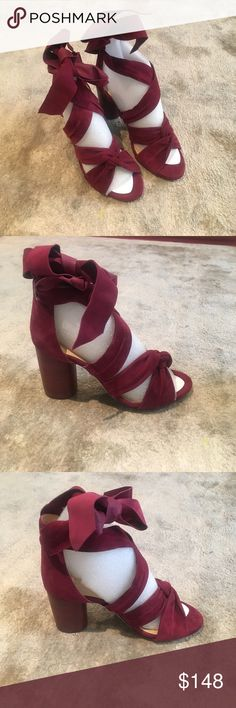 New Raye Size 8 Heels These heels from Raye are brand new and have never been worn! They are a size 8 and are in excellent condition! Raye Shoes Heels