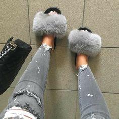 78 mejores imágenes de pantuflas de peluche | Pantuflas de ...