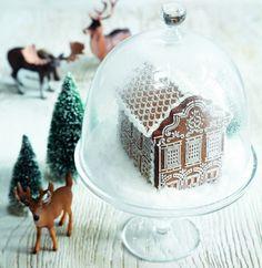 Peggy Porschen - Gingerbread House