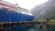 CDF Horizon ile Norveç Fiyordları
