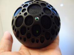 [블루투스 포터블 스피커(bluetooth portable speaker) 추천 - 소니에릭슨 블루투스 스피커(MBS-100) 구입기 + 사용기]