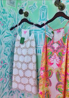 Lilly Pulitzer dresses--I'm not always a fan of Lilly but these are gorgeous! Preppy Girl, Preppy Style, My Style, Preppy Outfits, Cute Outfits, Lilly Pulitzer, Estilo Preppy, Trends, Swagg