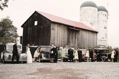 """""""Old Fashioned"""" with Amber Richmond Photography (Guelph, ON) Industrial Wedding, Photography Ideas, Our Wedding, Amber, Shed, Outdoor Structures, Friends, Outdoor Decor, Home Decor"""