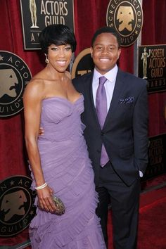 Regina King n son Ian Black Actresses, Black Actors, Black Celebrities, Celebs, My Black Is Beautiful, Beautiful Family, Beautiful People, Simply Beautiful, Beautiful Women