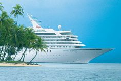 Crystal Symphony is the second extensive ship in the Crystal Cruises fleet.