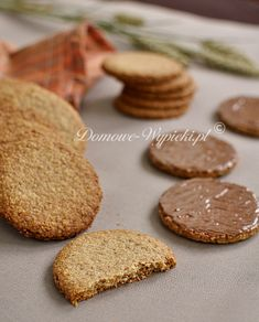 Ciasteczka Digestive