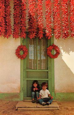 New Mexico, 1968