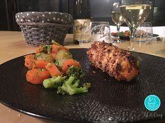 Fil &Croq - Cordon bleu tout moelleux - #recette #poulet #cordonbleu