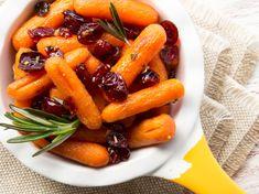 Cranberry Maple Carrots Recipe - Genius Kitchensparklesparkle