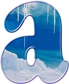 Alfabeto de Ice Age