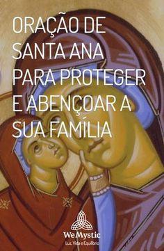 Oração Ñ.Senhora Santana.