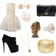Lacey, Lacey, Lacey, created by eritter on Polyvore