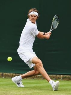 Alexander Zverev Wimbledon