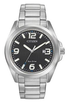 Siemer Jewelers Citizen Citizen Eco-Drive Men's Sport AW1430-86E Men's Bracelets