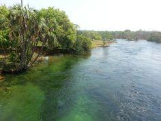 Rio Papagaio, Sapezal-MT