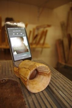 Passive iPhone Speaker