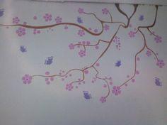 pintura de parede para quarto infantil