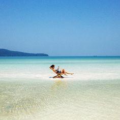 Vietnam: Con Dao. via T+L (travelandleisure.com)..