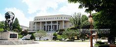 Học bổng Đại học Kangwon, Hàn Quốc