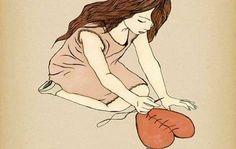 Personne n'aura jamais idée de toutes ces fois où vous avez réussi à rester debout, alors même que vous étiez à deux doigts de vous effondrer. Seul vous savez où se trouvent les marques de vos blessures, celles que vous pansez peu à peu, à l'aide d'un fil très fin et de l'aiguille des déceptions. …