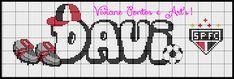 Viviane Pontos e Art's: Nomes Letras D