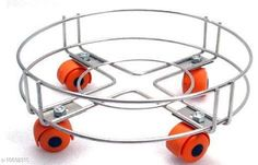Cutlery AKOSHA HEAVY GAS CYLINDER TROLLY(DYNAMIC LOAD CAPACITY 100 KG APPROVED) Gas Cylinder Trolley Material: Stainless Steel Pack: Pack of 1 Length: 1.5  Breadth: 50  Height: 10  Sizes:  Free Size Country of Origin: India Sizes Available: Free Size   Catalog Rating: ★4.1 (442)  Catalog Name: AKOSHA QUANTUM Stainless Steel Cutlery Set(24 pcs) Stainless Steel Plastic Cutlery Set () CatalogID_1926516 C135-SC1661 Code: 852-10632310-408