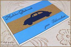 Birgit's Blog - kreatives und mehr...: ...zum Führerschein