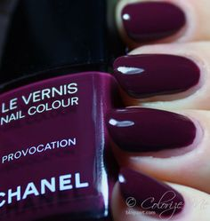 Chanel Provocation  Fashion Night Out 2012