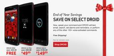 Verizon year-end promo sees discounts on select Android tablets and smartphones