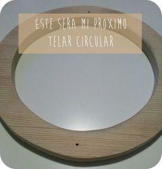Próximo DIY: telar circular.