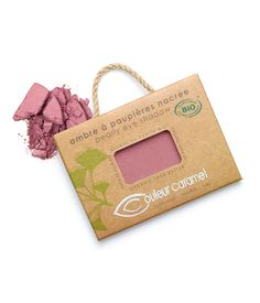 Vente Ombre à paupières. Very clever eco friendly paperboard eyeshadow palette #packaging PD