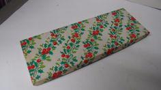 Old Christmas Dept Store Gift Box Bright Holly Berries Mistletoe   eBay