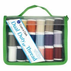 Join and win a pack of 18 spools of top quality sewing threads. International Giveaway.