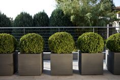 The Quadra Outdoor Planter has a contemporary design with a minimalist feel to it and is available from IQ Furniture.