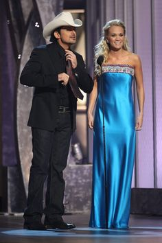 22 Times Carrie Underwood And Brad Paisley Proved That They Should Host Every Award Show