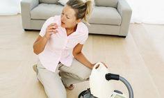 Der Hausputz mit dem Staubsauger macht Allergikern mehr zu schaffen als Menschen ohne Allergie.