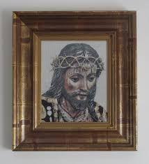 Resultado de imagem para como fazer registos do senhor santo cristo Frame, Painting, Art, Lord, Christ, Punto Croce, Needlepoint, Craft Art, Paintings