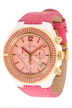 accessory report | Wear to Stand Out 's this Versace Watch! | Accessory Report