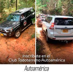 Vivimos aventuras increíbles en nuestro Club Todoterreno #Autoamérica. ¡Anímate, hazte miembro de nuestro club y sácale todo el potencial a tu #Toyota!