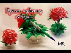 Ручка сувенир /(ENG SUB)/ Souvenire pen/ Свадебные аксессуары Марины Кля...