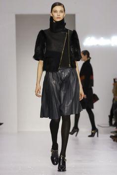 Salvatore Ferragamo Ready To Wear Fall Winter 2014 Milan - NOWFASHION