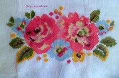 Cath Kidston Etamin-cath kidston cross stitch