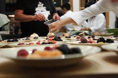 blackberri, raspberri, almond shortbread, three twin