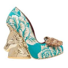 Buy Irregular Choice shoes, boots, handbags and jewellery online. View the biggest and best Irregular Choice collection here. Pretty Shoes, Beautiful Shoes, Cute Shoes, Me Too Shoes, Creative Shoes, Unique Shoes, Unicorn Wedding, Irregular Choice Shoes, Crazy Shoes