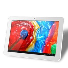 CUBE tablet PC de 10.1 pulgadas U30GT2 Peas RK3188 Quad-Core 1.8GHz