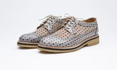 Soulland Apply Polka Dots To Four Spring/Summer 2014 Footwear Styles   Photo