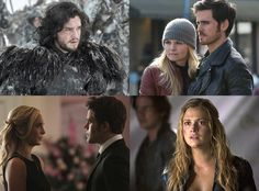 Best. Ever. TV. Awards 2015: Vote for the Best Kiss of the Year Now!  WWK Best Kiss, Best Fight