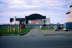 Main hanger-Keflavik, Iceland