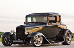 Hot Rod Deuce Coupe