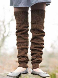 Women's Socks & Hosiery Stockings Self-Conscious Winter Warm Knit Leg Warmers Knitted Sock Female Girls Crochet Fibers Slouch Boot Socks School Long Sock Girl 2019 Hot Sale